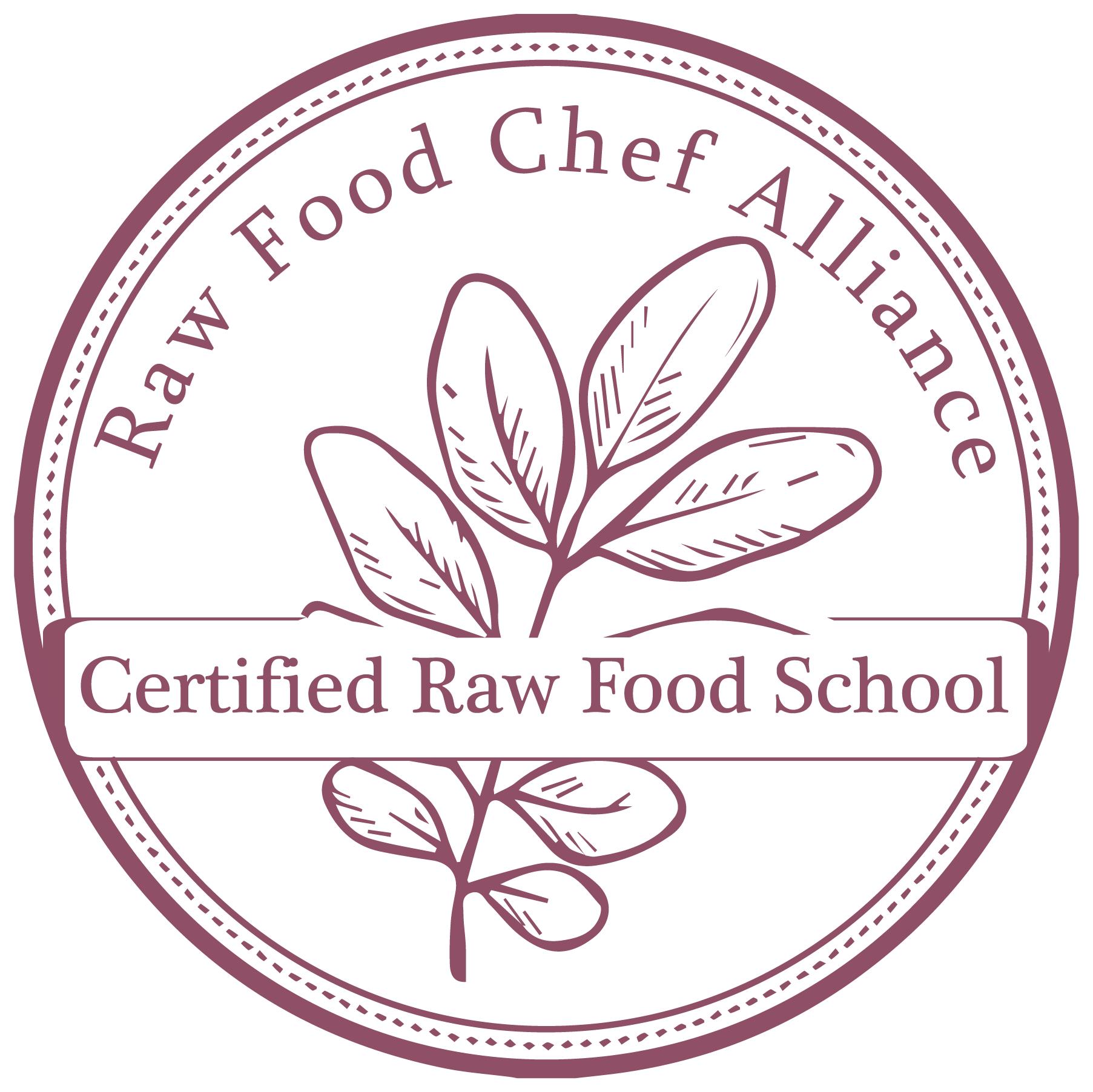 Raw Food Chef Alliance Logo