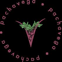 Pachavega Circular Icon Logo