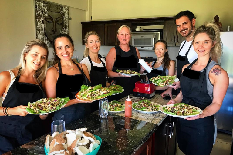 Raw Food Chef Immersion Course